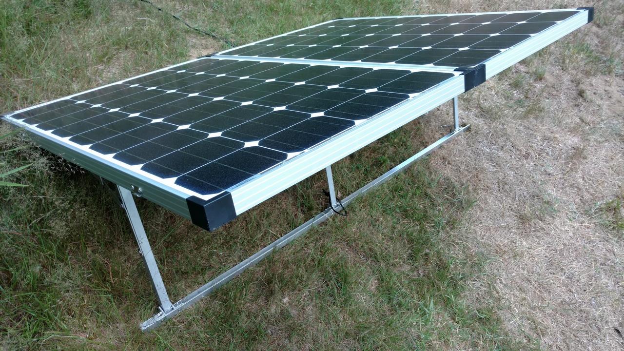 Good Sam Club Open Roads Forum Solar Panels Mounted On